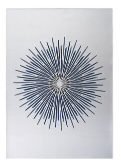 Polar Sun Doormat Mat Size: Square 8'