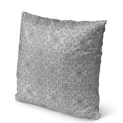 Bilbao Burlap Indoor/Outdoor Pillow Size: 16