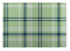 Smithtown Plaid Coral Indoor/Outdoor Doormat Mat Size: 8' x 10'