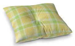 Turene Plaid Indoor/Outdoor Floor Pillow Size: 23