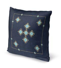 Aldridge Throw Pillow Size: 16