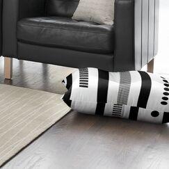 Geotribal Floor Pillow Size: 23