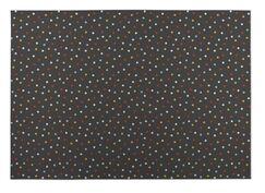 Night Sky Brown/Yellow/Red Indoor/Outdoor Doormat Mat Size: Rectangle 5' x 7'