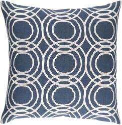 Ridgewood Throw Pillow Size: 18