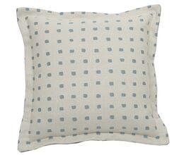 Kuno Indoor/Outdoor Throw Pillow (Set of 2) Color: Mist, Size: 22