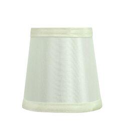 Modern 4'' Fabric Empire Lamp Shade