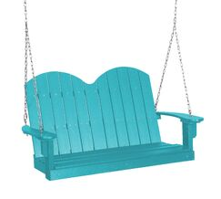 Sawyerville Savannah Porch Swing Finish: Aruba
