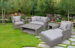 Harvey 5 Piece Sofa Set with Cushions