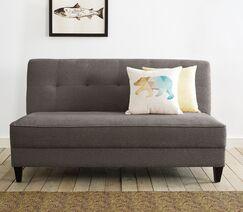 Yvonne Standard Sofa Upholstery: Dark Gray