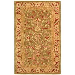 Pritchard Persimmon Area Rug Rug Size: Rectangle 3' x 5'