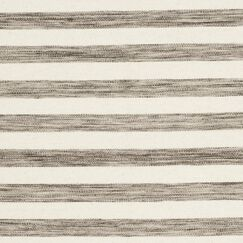 Dhurries Hand Woven Wool Brown/Ivory Area Rug Rug Size: Rectangle 8' x 10'