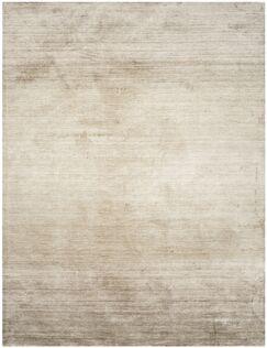 Wald Hand-Woven Gray Area Rug Rug Size: Rectangle 9' x 12'
