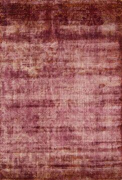 Youmans Tibetan Hand Loomed Wool Rust Area Rug Rug Size: Rectangle 8' x 10'