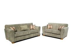 Dixon 2 Piece Living Room Set