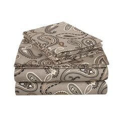 Gunnora 100% Cotton Sheet Set Color: Gray, Size: Twin