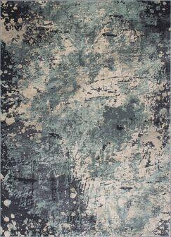 Faunia Abstract Pistachio Area Rug
