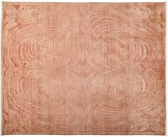 One-of-a-Kind Shalimar Hand-Knotted Pink Area Rug