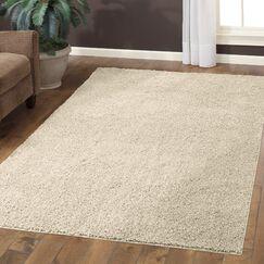 Aviles Sand Area Rug Rug Size: 7' x 10'