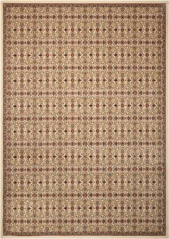 Antiquities Brown Area Rug Rug Size: Rectangle 5'3
