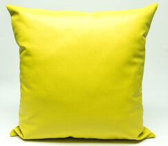 Tahlil Throw Pillow Color: Yellow