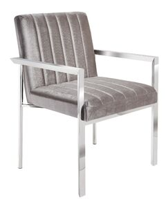Schirado Armchair Upholstery: Gray