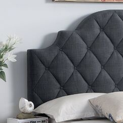Norfleet Tufted Upholstered Storage Platform Bed Color: Charcoal, Size: Queen