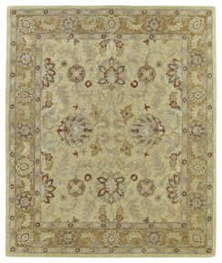 Chisolm Gold Area Rug Rug Size: Rectangle 4' x 6'