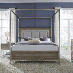 Gwyneth Canopy Bed Size: King
