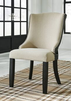 Jessamine Upholstered Dining Chair (Set of 2)