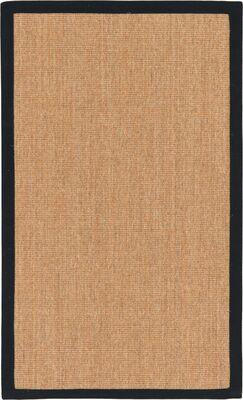 Grosvenor Light Brown Area Rug Rug Size: Rectangle 3' x 5'