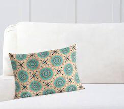 Alana Lumbar Pillow Size: 18