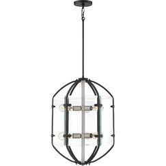 Grasty 6-Light Pendant