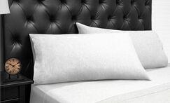 Bari Jersey 3 Piece 100% Cotton Sheet Set Size: King, Color: White