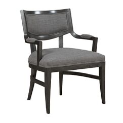 Hillcrest Upholstered Dining Chair Upholstery Color: Addison Stone