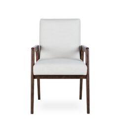 Maison 55 Upholstered Dining Chair Upholstery Color: Fabric Xena Artic
