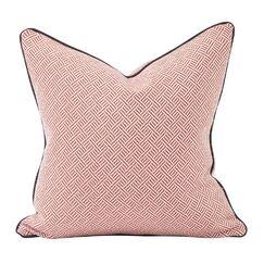 Beach Club Throw Pillow Color: Summer, Size: 20