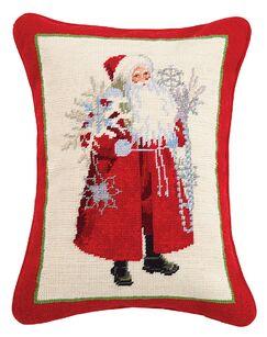 Holiday Traditional Lumbar Pillow