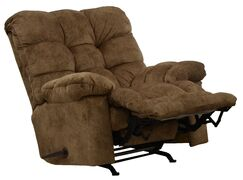 Bronson Glider Recliner Body Fabric: Mocha