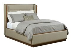 Savannah Upholstered Bed Size: Queen