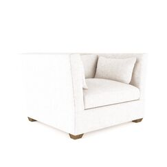 Leung Armchair Size: 31