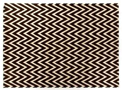 Hand-Woven Wool Beige/Mahogany Area Rug Rug Size: Rectangle 12' x 15'