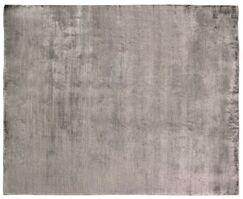 Purity Hand-Woven Gray Area Rug Rug Size: Rectangle 9' x 12'