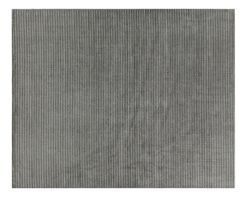 Vive Hand-Knotted Wool/Silk Gray/Ivory Area Rug Rug Size: Rectangle 8' x 10'