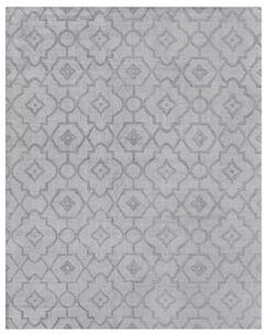 Samara Gray Area Rug Rug Size: Rectangle 12' x 15'