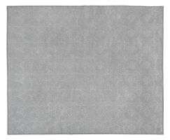Pavilion Hand-Woven Gray Area Rug Rug Size: Rectangle 9' x 12'