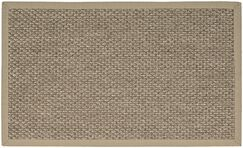 Kerala Java Taupe Area Rug Rug Size: Rectangle 1'9