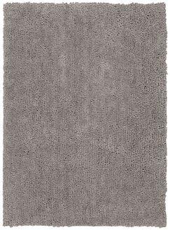 Puli Hand-Woven Loc Ashen Area Rug Rug Size: Rectangle 7'6
