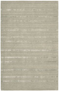 Sahara Hand Woven Wool Tangier Palm Area Rug Rug Size: Rectangle 1'9