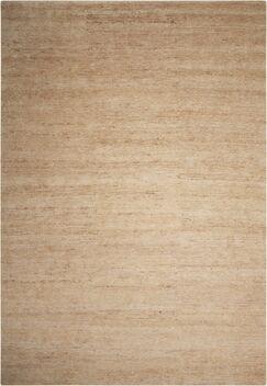 Mesa Calvn Klein Home Hand-Woven Beige Area Rug Rug Size: Rectangle 9' x 12'