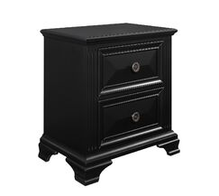 Shaniya 2 Drawer Nightstand